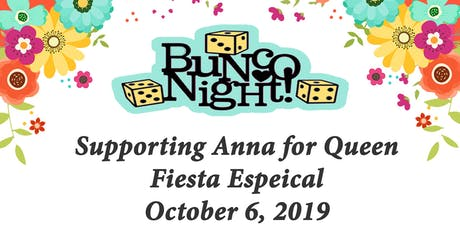 Bunco Ladies Night - Anna for Queen 2020 tickets