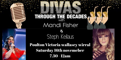 Divas Through The Decades With Mandi Fisher