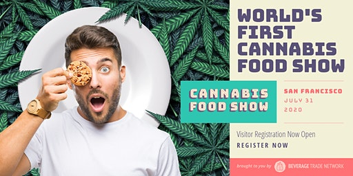 2020 Cannabis Food Show - Visitor Registration Portal (San Francisco)
