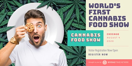 2020 Cannabis Food Show - Visitor Registration Portal (Chicago) tickets