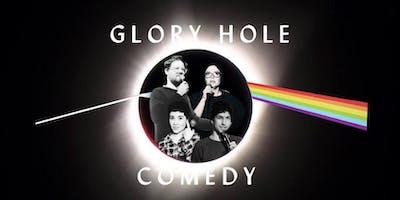 GLORY HOLE English Stand-Up Comedy V