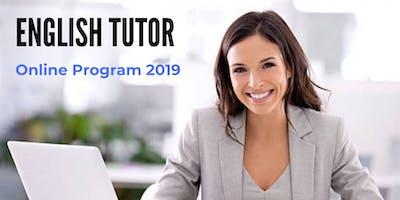 Programa English Tutor Online.