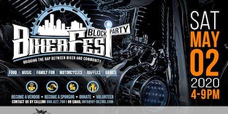 BikerFest Block Party tickets