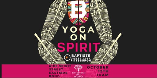 Yoga on Spirit