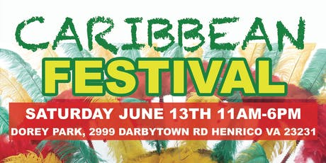Caribbean Heritage Festival tickets