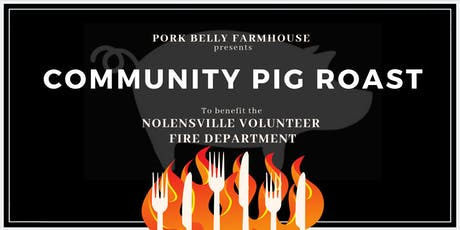 Community Pig Roast tickets