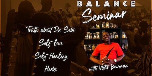 Bolingo Seminar with Victor Bowman