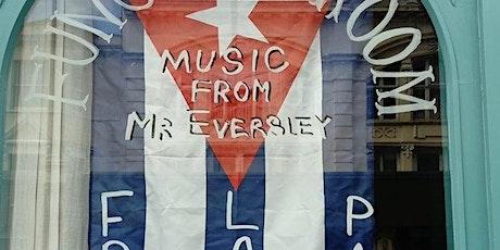 Latino Night with Mr Eversley tickets