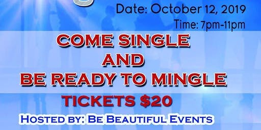 Be Beautiful Singles Event