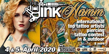 The Ink Hamm 2 Tickets