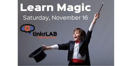 Learn Magic: Single Day tickets