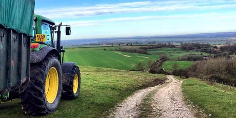 Farmer discussion group on the  efficacy of environmental farming advice tickets