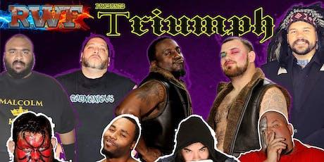 Revolution Wrestling Federation (VIP) tickets