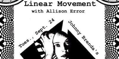 Linear Movement with DJ Allison Error