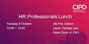 HR Professionals Lunch