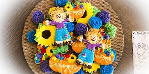 Copy of Sunflower Harvest Cookie Class