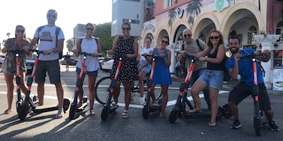Free Spin Scooter Venice Tour