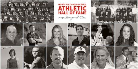 Monte Vista Athletic Hall of Fame Banquet 2019 tickets