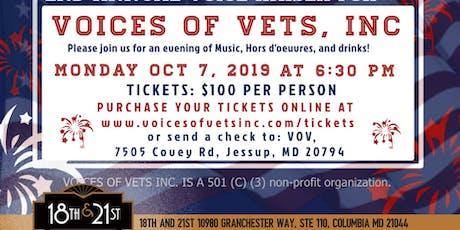 2nd Annual Voice Raiser tickets