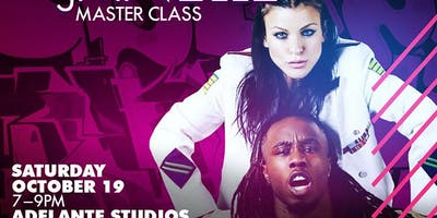 Willdabeast and Janelle Master Class