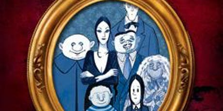 The Addams Family Musical 10/20 tickets