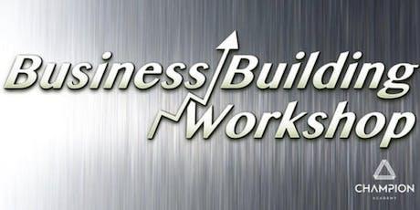 Business Building Workshop for Women- Kensington High Street, London tickets