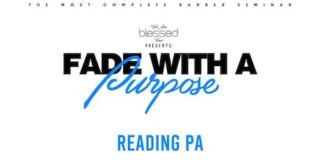Fade with a Purpose tickets