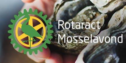 Rotaract Mossel Avond + Wijn voor het Goede Doel: Dream4Kids