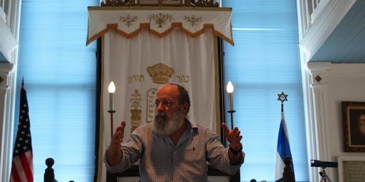 Yom Kippur 5780: Learn, Fast with Arthur Kurzweil