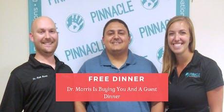 Raising Kids Naturally | FREE Dinner Event with Dr. Matt Morris tickets