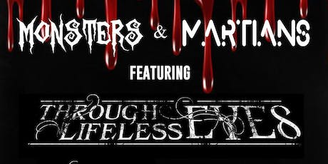 Monsters & Martians tickets