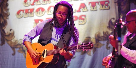 An Intimate Evening w/ Hubby Jenkins of The Carolina Chocolate Drops tickets