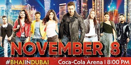 Dabangg Reloaded Dubai - Meet and Greet tickets