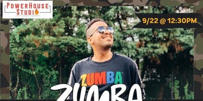 Zumba® Master Class with ZJ Jose & Special Guests