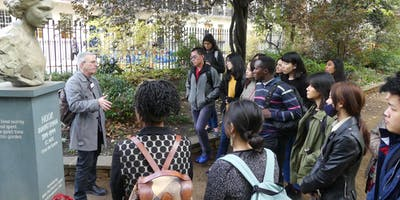 Historic Walk Around Bloomsbury with Mike Berlin