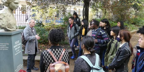 Historic Walk Around Bloomsbury with Mike Berlin tickets