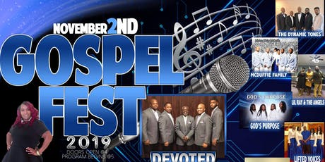 Gospel Fest 2019 tickets