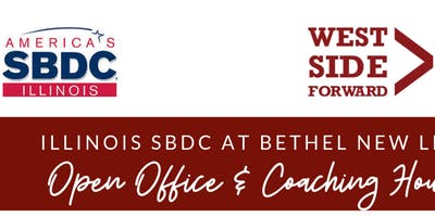 Illinois Small Business Development Center Open Office & Coaching Hours