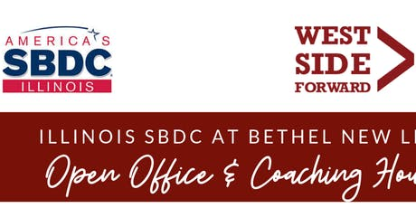Illinois Small Business Development Center Open Office & Coaching Hours tickets