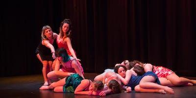 Mamalicious Dance Class