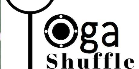 Yoga Shuffle: Yoga On The Courts @ Shuffle Tampa tickets