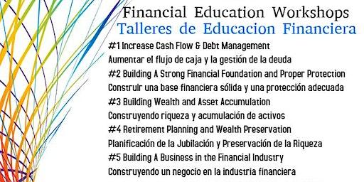Financial Education Workshops