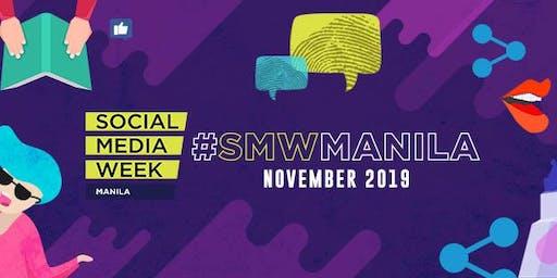 Social Media Week Manila 2019