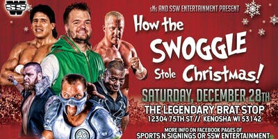 The SNS SuperShow 3 - How The SWOGGLE Stole Christmas!