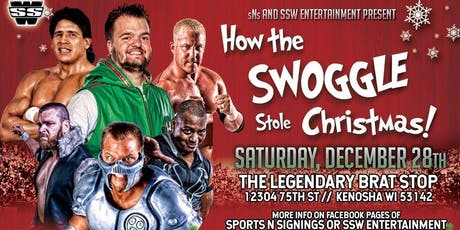 The SNS SuperShow 3 - How The SWOGGLE Stole Christmas! tickets