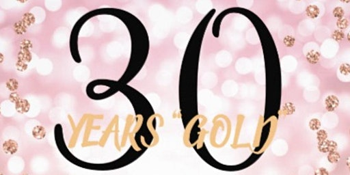 """TWINS' 30 YEARS """"GOLD"""" PROM-THEMED BIRTHDAY CELEBRATION"""