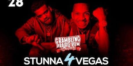 Stunna  4 Vegas & NBA OG33 tickets