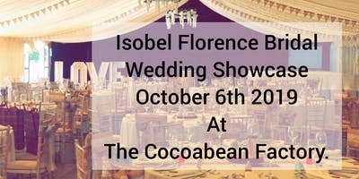 Isobel Florence Bridal Wedding Showcase with Weddings at The Cocoabean 2019