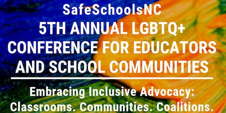 5th Annual LGBTQ+ Conference for Educators and School Communities tickets