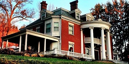 Historic Homes Holiday Tour December 21
